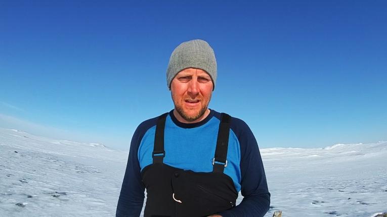 John Dennis adventurer
