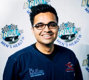 Dr Jamin Brahmbhatt