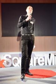 Alex Dobre introduces TEDxSquareMile 2015