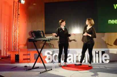 Anna Shields & Emily Garsin