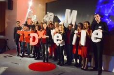TEDxSquareMile 2015 organising team